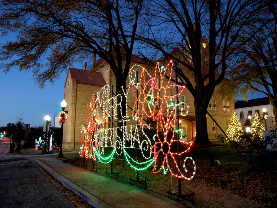 the city of newberry boasts a wonderful array of christmas decor and events during the holiday season to learn more about christmastime in newberry sc